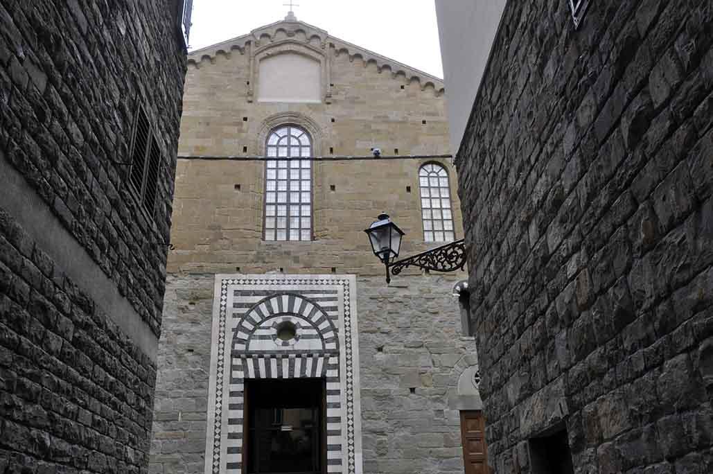 Immersive Art, Cattedrale dell'Immagine, Santo Stefano al Ponte, Firenze